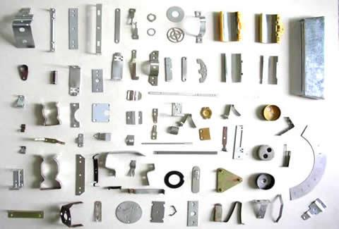 Metal fabricated parts