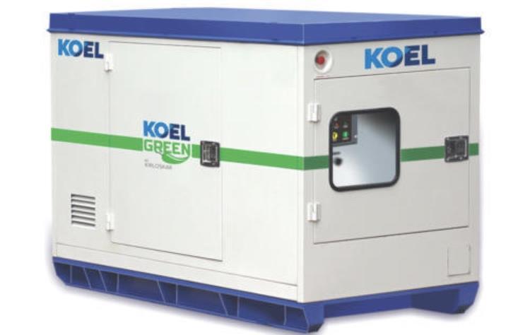 KOEL GREEN 15-5200 kva Genset