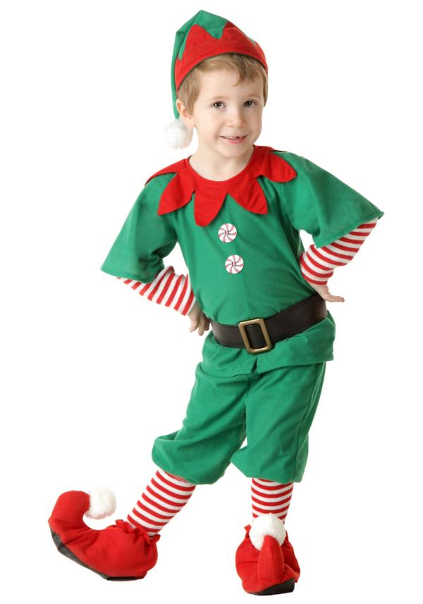Elf Costume for Kids