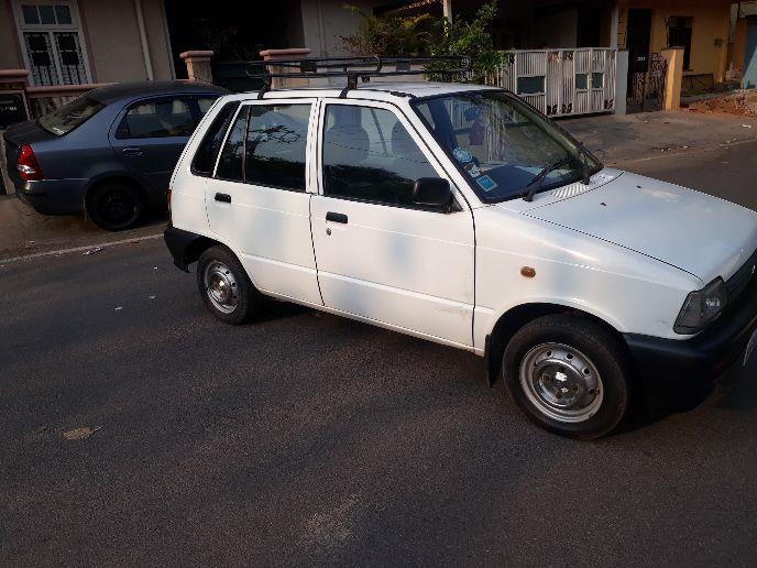 Maruthi Suzuki 800