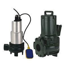 Sewage Submersible Pumpset
