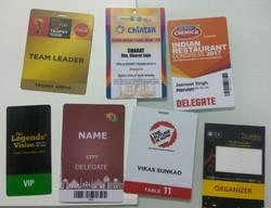 Accreditation Card Manufacturers