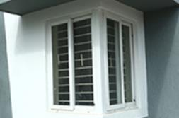 Upvc L Window