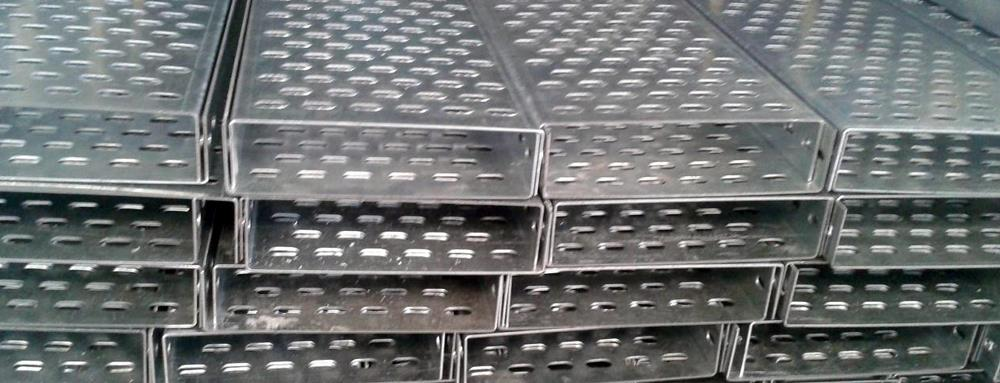 We are enlisted amongst leading manufacturer and supplier of perforated cable trays. Perforated Cable Trays are manufactured by keeping in mind the set standards of the actual wiring and construction modes. These Perforated Cable Trays are shock proof and are made for straight wiring conjunction. Our products are durable and rust free. Apart from offering our product in various designs and sizes, we also make it available in the market at reasonable rates.