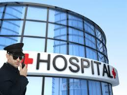 security guard for hospital services