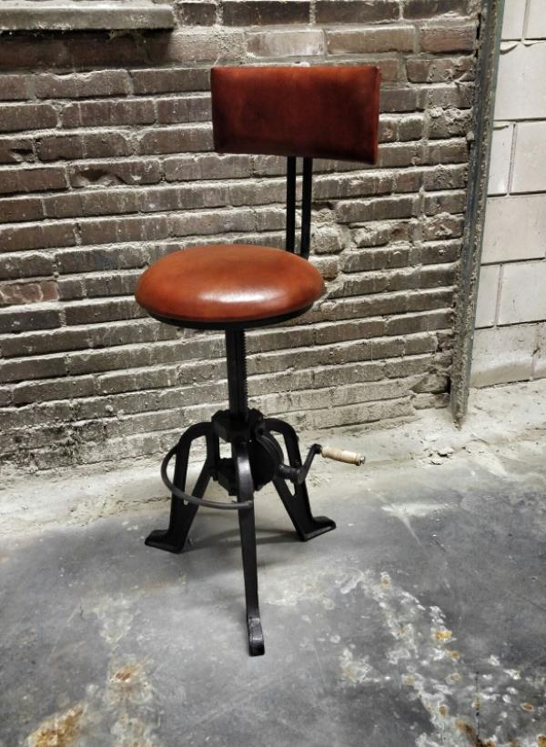 This Bar Stool Is ma