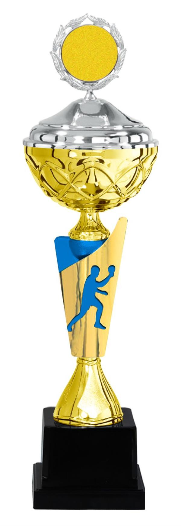 Fibre trophies with
