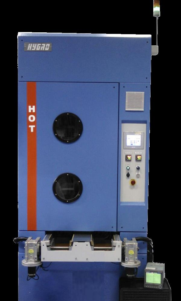 Hygro Vertical Conveyor Hot Oven