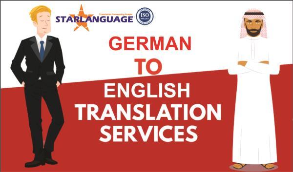 German Into English Translation Services