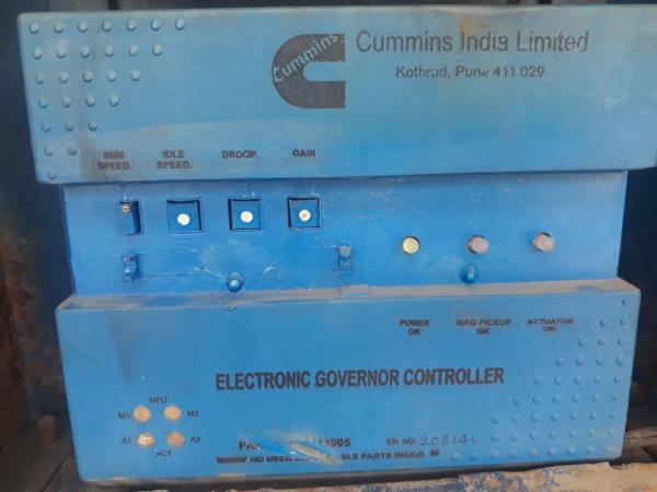 CUMMINS ELECTRONIC GOVERNOR CONTROLLER