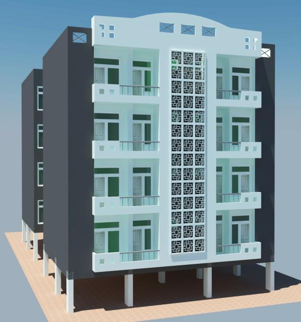 ADS Group 3BHK