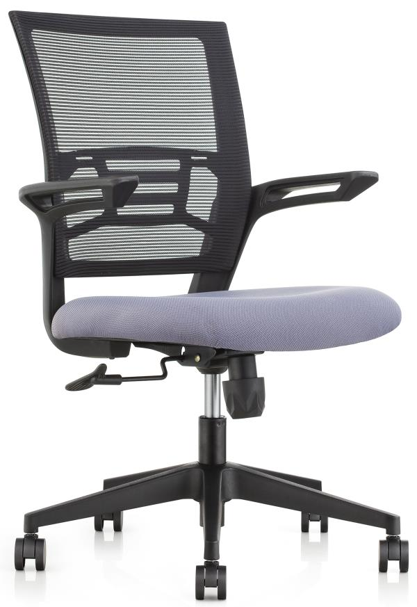 B&D BABY (REVOLVING) MID BACK CHAIR