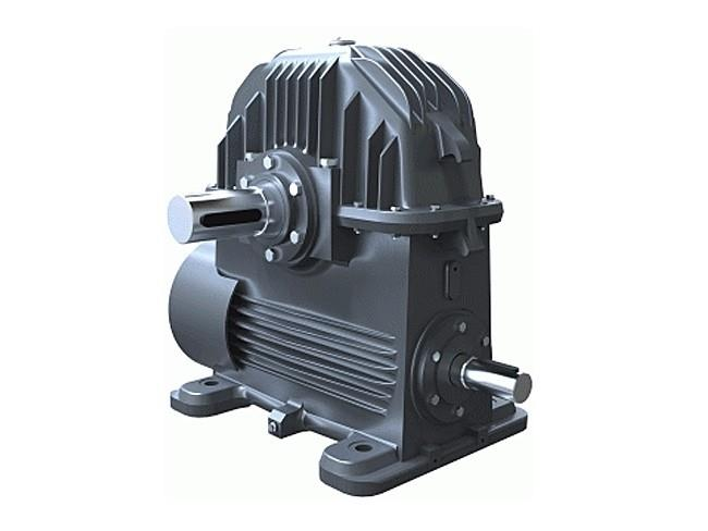 Series ER - Heavy Duty Worm Gear  The ER Series of worm gear units are direct replacements for the David Brown (Radicon) Series A heavy duty worm gear units. All critical dimensions and product quality is the same and the ER heavy duty worm gear range is available in the following types:  Underdriven ER - U Overdriven ER - O Vertical ER – V