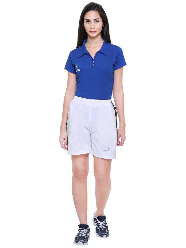 Cersa women Shorts and polo t-Shirt