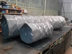 Product Details:BrandGURUKRUPASizeANYHaving rich experience and thorough understanding of the market operations, we are engaged in manufacturing and supplying a wide range of Cement Plant Bulk Loading Unloading Bellows. These bellows are used in various mechanical and automobile parts to protect from dust, water oil and other harmful materials. We use finest quality rubber, sourced from the most authentic vendors to manufacture the bellows. Available in different sizes and finishing, our bellows are offered at the affordable price.Features:Smooth finishingLight weightEasy installationSpecifications:Tread: 220 mmPin Diameter: 90 mmShape: Van-typeTank Size: 800x200x300 mm