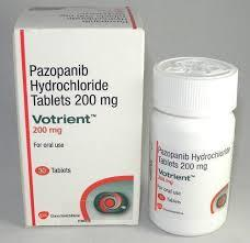 Votrient 400mg Tablet is