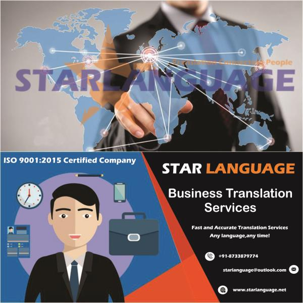 Star Language Translation Connecting People