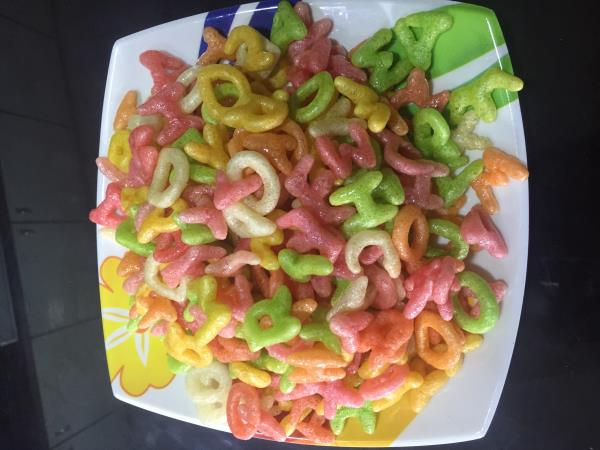 ABCD Colours Snacks