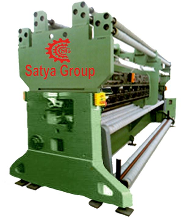 AGRO SHADENET MACHINE Warp Knitting Machine SHADE NET MAKING MACHINE Shading Net Machines