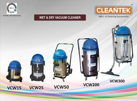 Cleantek manufacturing vacuum cleaners for floor Cleaning,machine cleaning, Roof Cleaning, Trench cleaning, Panel Board cleaning applications etc...
