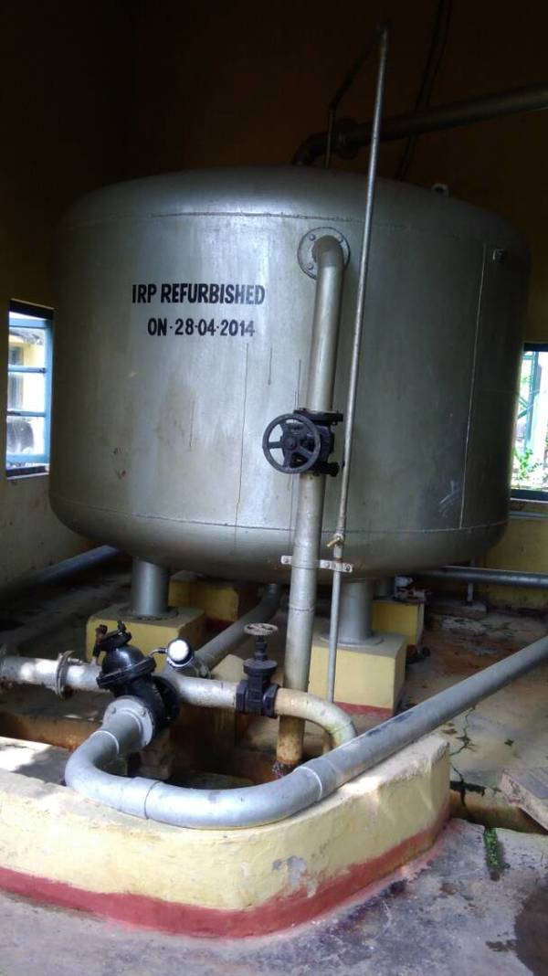 Blue Clean install all kind of water treatment plants