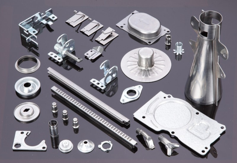 Precision Stainless Steel Parts Manufacturer