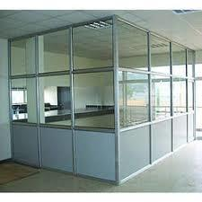 ALUMINIUM PARTITION FABRICATION SERVICE