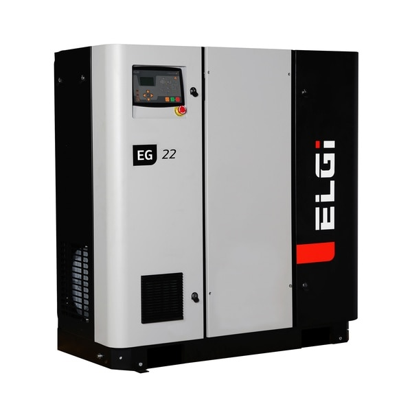 ELGI Screw Air Compressors, Energy Efficient, Reliable, Extended Warranty upto 6 Years, Easy Maintenance, Low Spare Parts Cost, IE3 Motor, IE4 Motors. Excellent After Sales Service