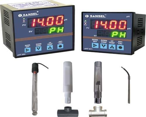 pH Indicator / Transmitter