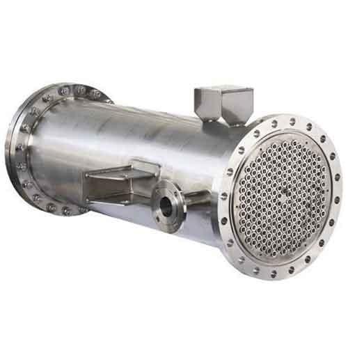 Tube Bundle Heat Exchang