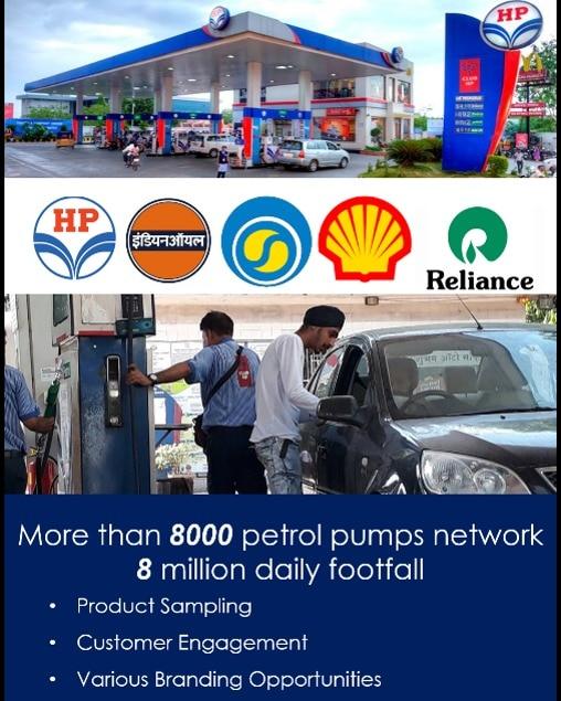 Petrol Pump Activation