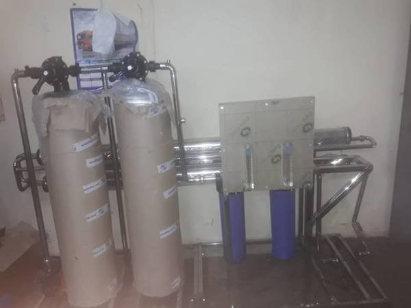 Blue clean deals in stainless steel RO plants starting from 250LPH to 40000LPH