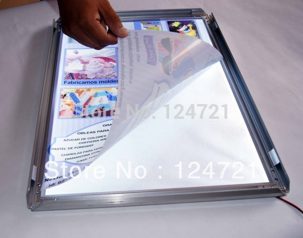 Led Clipon Frames