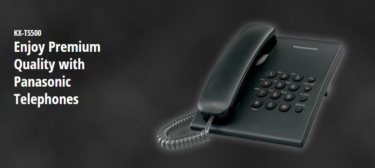 Panasonic TS500 Telephone