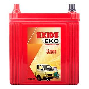 Exide EKO (EKO22)