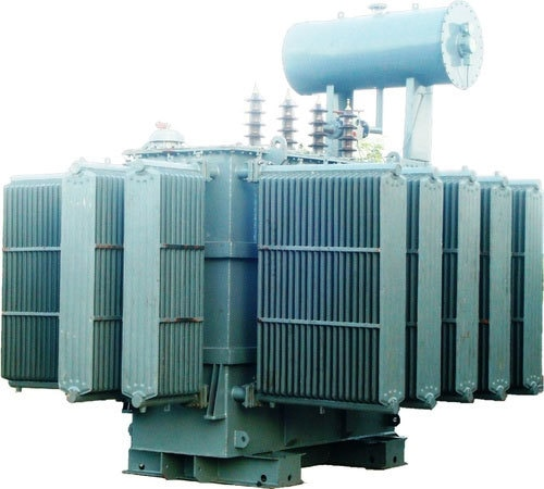 We supply Power transformer upto 15 MVA, 33KV. Our Power Transformer is manufactured from the high quality raw materials that are procured from the well reputed vendors. Power Transformer provided by us is of rugged structure and impeccable quality. Needs low maintenance, our Power Transformer is widely used in various industries for power distribution. We provide Power S Transformer at very reasonable prices and that too at brisk pace