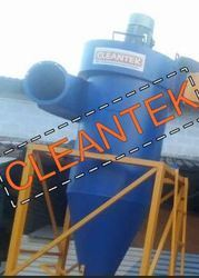 Cyclone Dust Collector Dust control is must for all kind processing industry to safeguard for working labours and machineries from hazardous dust. CLEANTEK manufacture unit dust extractors, dust collectors from high quality raw materials, this range includes our efficient Dust Collectors. Dust Collection Systems are widely used to increase Productivity and provide a Cleaner Work Environment in manufacturing plants. For that application we design and develop dust Source capture system in different industries for many applications. Some special features of our Industrial Dust Collector like strong suction power, compact size and running in very low noise level. We offer custom made Wet Dust Collector units for OEM clients in stainless steel version.Our Dust Collectors are widely in demand due to their excellent features and design. These equipment are very capable in collecting all the dust easily and requires no maintenance for years. We stand in the midst of blooming Dry Dust Collector manufacturers and suppliers in India.