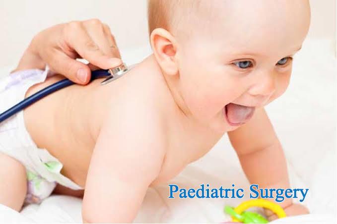 Paediatric surgery d