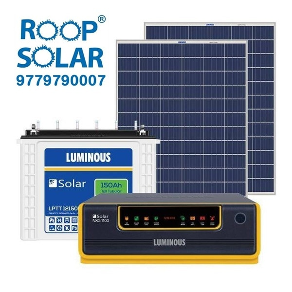 Luminous 1 kva off grid s