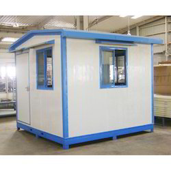 Portable Security Cabin : Security Porta Cabin
