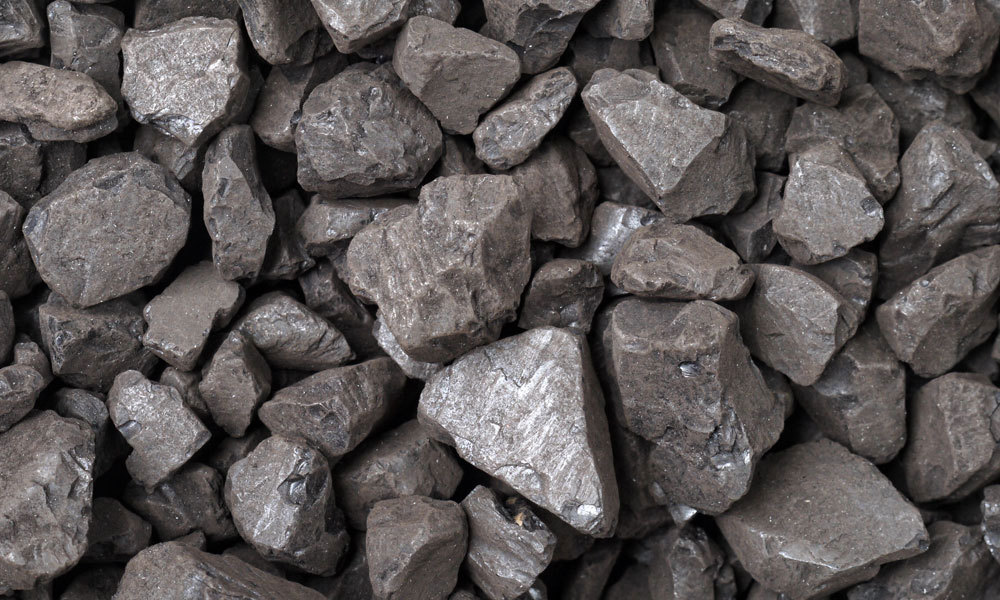 Iron ores are rocks and minerals form which metallic iron can be economically extracted .The ore are usually rich in iron oxides and vary in colour form dark grey,bright yellow, ordeep purple red. The iron itself is usually found in the form of magnetite , hematite, goethite , limonite orsiderite.