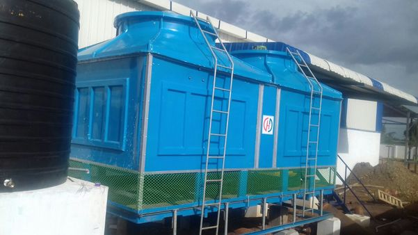 cooling tower supplier in Saudi Arabia