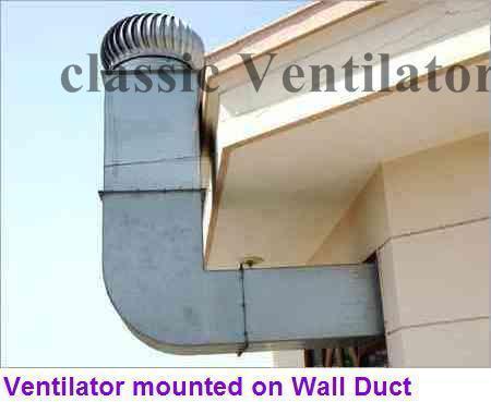 Air Ventilator System