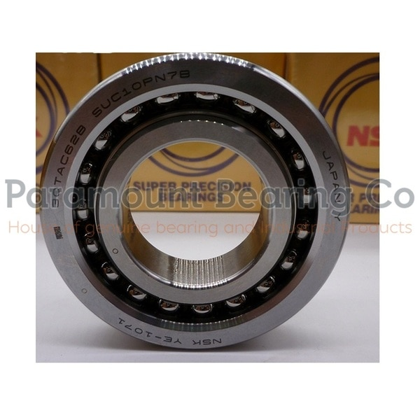Bearing number : 30TAC62BSUC10PN7B   Brand : NSK  Bore Diameter (mm) : 30  Outer Diameter (mm) : 62  Width (mm) : 15