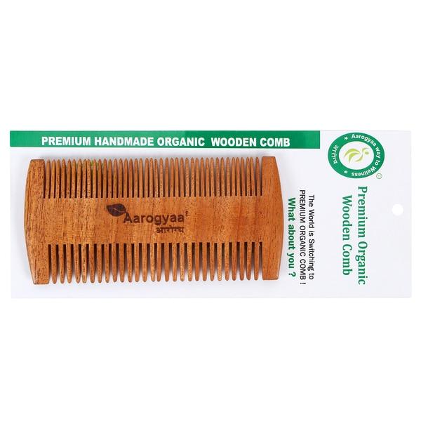 Premium Organic Herbal Asadirachta Indica Travel Home Lice Comb