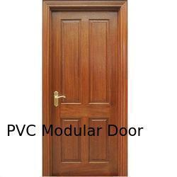 Wooden Panel Door (4 Pannels)