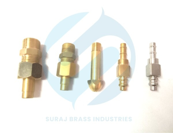 Brass Medical Part