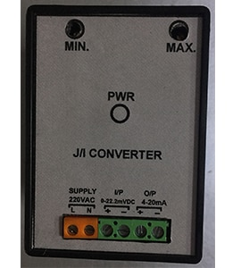 J-type to current converter