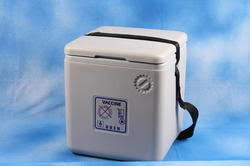 VACCINE CARRIER AUTHORIZE