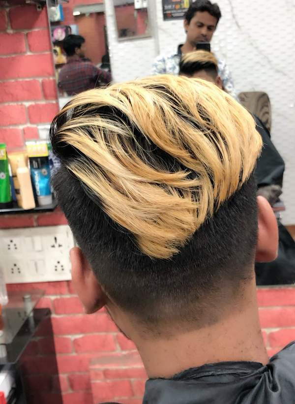 New Haircut New Hairstyle Newlook Salon By Sharfaraz In